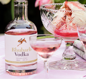 Wild Spirits Of Kent Rhubarb Vodka