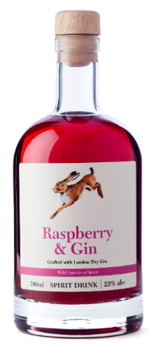 Wild Spirits Of Kent Raspberry Gin