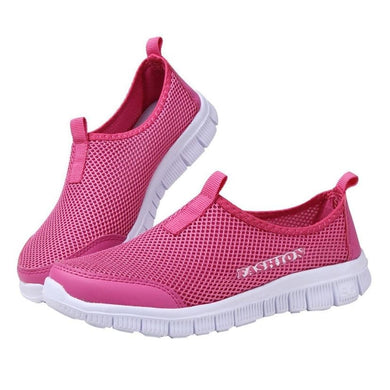Women Sport Shoes Breathable Mesh Women Sneakers Flate Tenis Feminino Casual  Woman Shoes Dropshipping