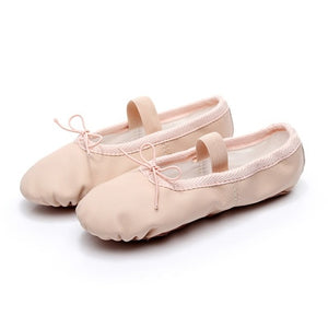 NEW Ballet Dancing Shoes Professional Soft Girls/Women Ballet Shoes Full  Pink Wholesale