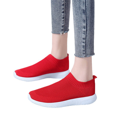 YOUYEDIAN 2019 SOLID  Women Outdoor Mesh Solid Color Shoes  Breathable Shoes Sneakers sapatilhas mulher sapatilhas normais#G30