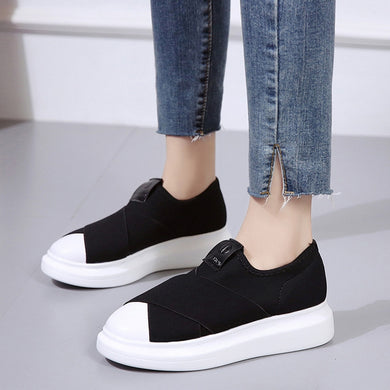 YOUYEDIAN 2018 fshion sneakers solid sewing adult canvas shoes casual women shoes Comfortable sneakers #w1235