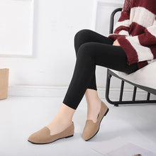 Load image into Gallery viewer, LASPERAL Plus Size Shoes Women Flats Candy Color Woman Loafers Spring Autumn Flat Shoes Women Zapatos Mujer Summer Shoes 35-42
