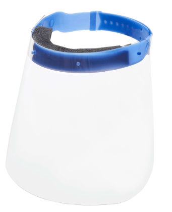 Jackson Splash Protection Faceshield