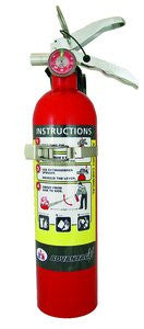 Badger Advantage ABC Fire Extinguishers