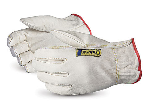 378A Endura® Cowhide Leather Driver Gloves