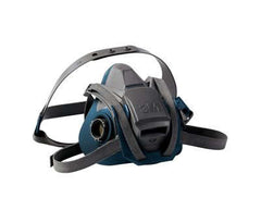 3M™ 6500 Series Reusable Half Face Mask Respirator With Quick Latch