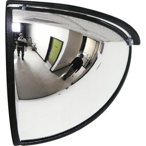 Quarter Dome Mirror 90°