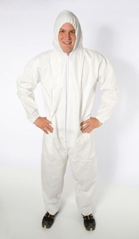 DCWH Disposable Coveralls