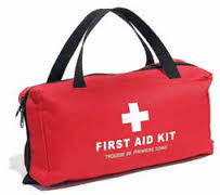 First Aid Kit Sports Version In Nylon Pack