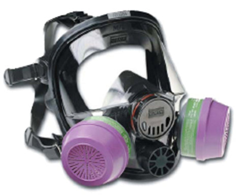 7600 Series North Full Face Respirator