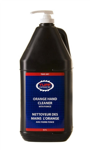 Orange Hand Cleaner With Pumice
