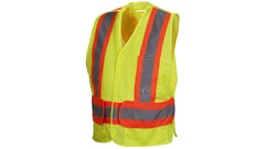 RCA2710 Adjustable Hi-Vis Safety Vests