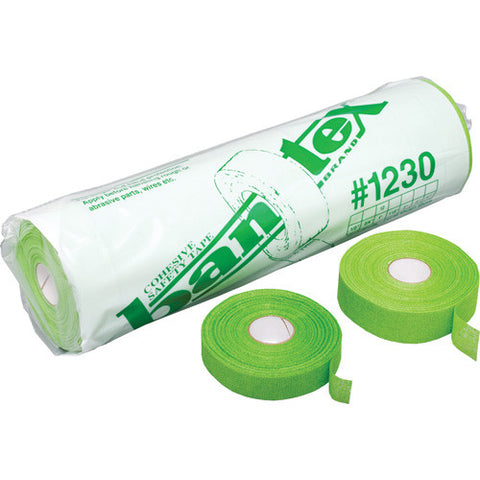 Bantex Cohesive Safety Gauze Tape #1230 Green