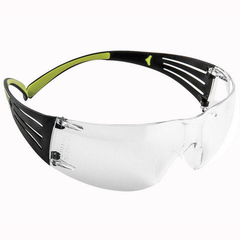 SF401AF, 3M™SecureFit™ Protective Eyewear,  CLEAR Anti-fog lens