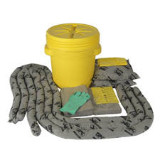 Brady® SKA-20 20 Gallon Lab Pack - Allwik®