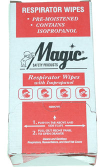 ST100DN Magic Alcohol Free Cleaning Wipes (100/Box)