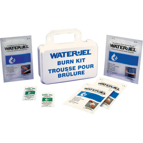 Water Jel - Emergency Burn Kit Standard Kit