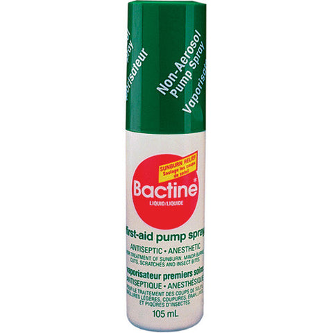 Bactine® First Aid Spray