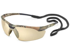 Conqueror® Camo Frame with Bronze Mirror Lens