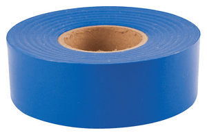 Box 12 CH Hanson Blue Flagging Tape - IDI HAN17023