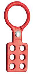 MS86 Lockout Hasp Coated Steel