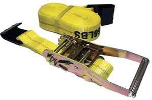 RS-227 FLAT CE RATCHET STRAPS