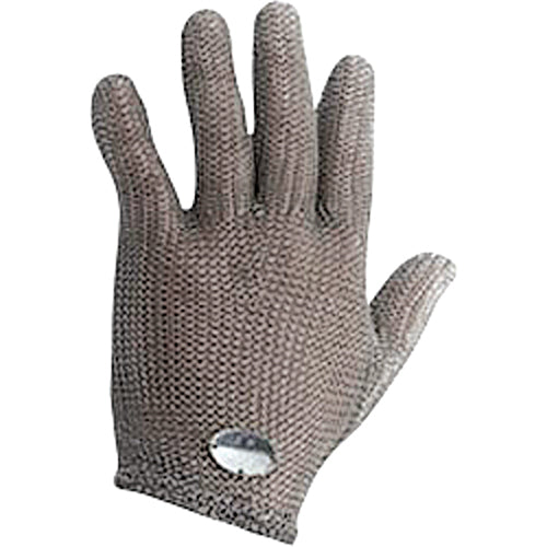 Glove Stainless Steel Mesh Cut Level 5 (Ambidextrous) Medium - CM30003 - Jomac