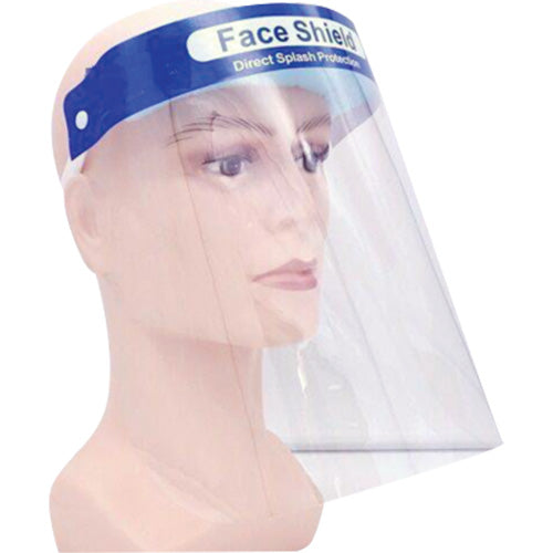Clear Faceshield with Head Gear