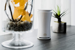 uHoo Indoor Air Quality Sensor - 9 in 1 Smart Air Monitor