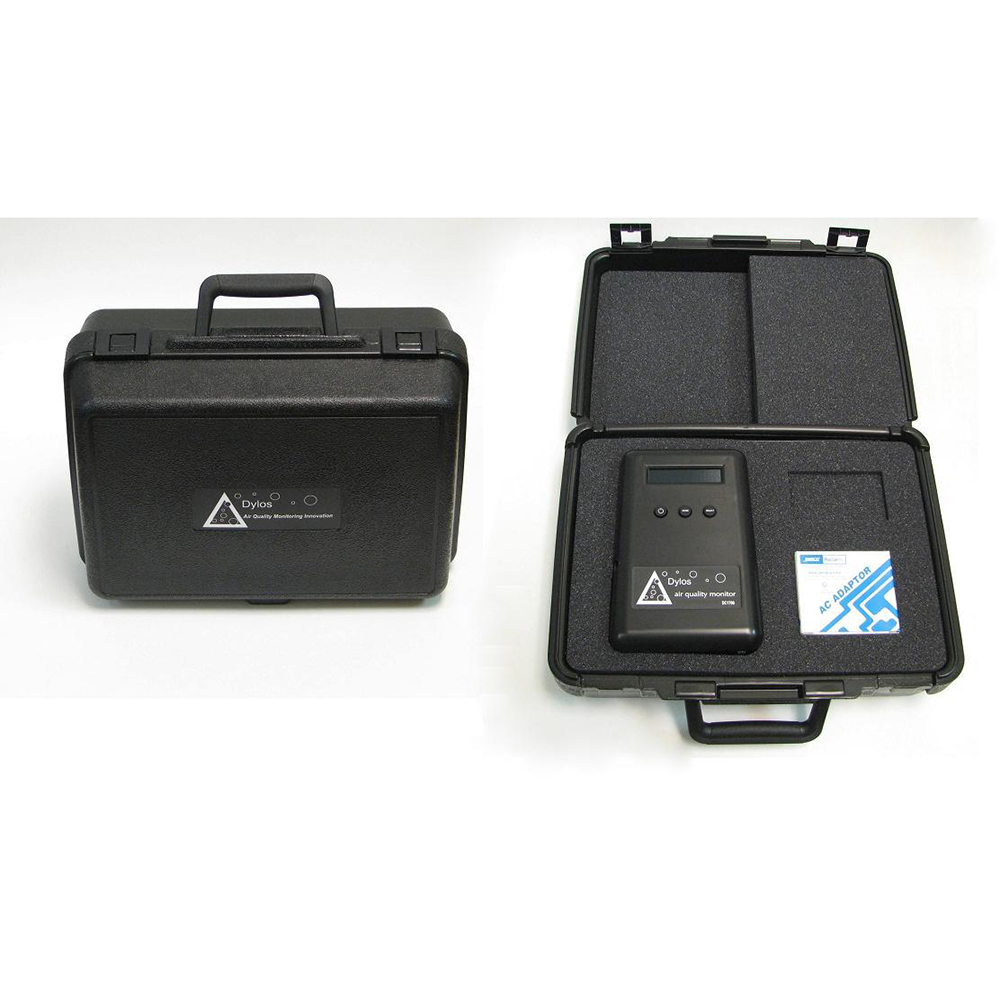 Dylos DC1700 EMI Air Quality Monitor w/ Case