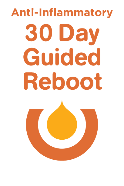 30 Day Anti-Inflammatory Guided Reboot