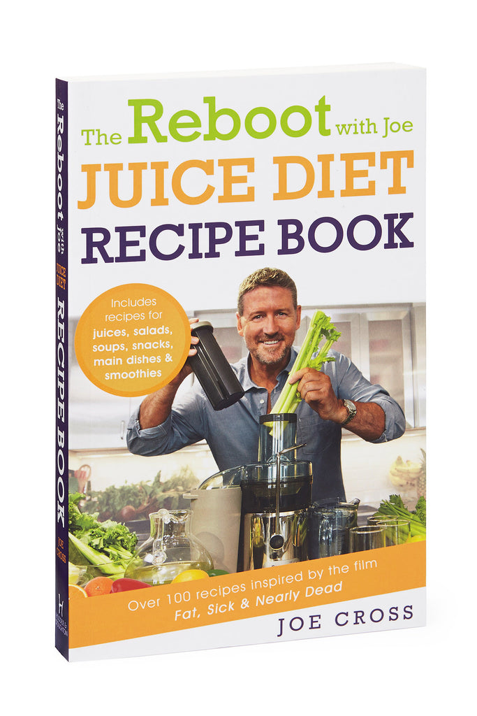 Reboot with Joe Juice Diet Recipe Book - Wholesale