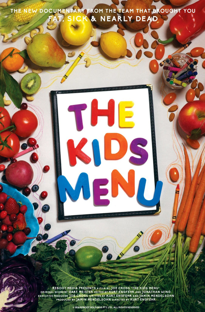 The Kids Menu - Public Screening Package