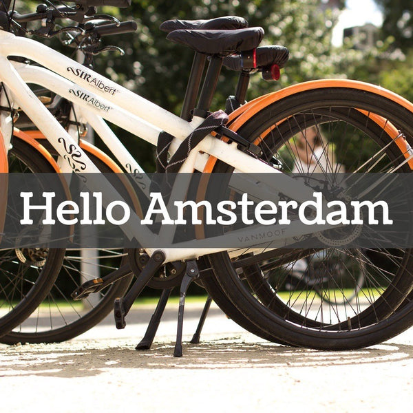 Bikes, Boats & Photoshoots in Amsterdam