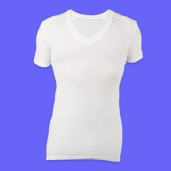Uber soft undershirts and the invisible mannequin
