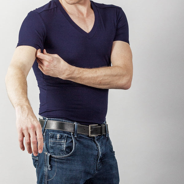 A brief history of the men's undershirt