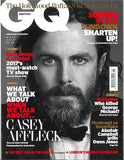 Cover of British GQ magazine May edition