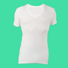 Picture of uber soft undershirt v neck