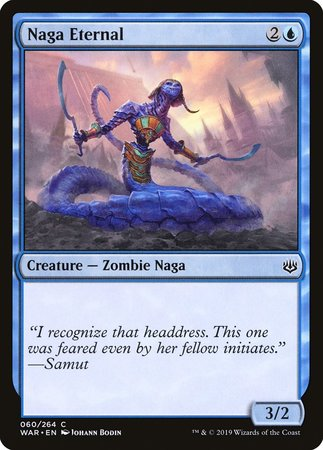 Naga Eternal [War of the Spark] | Eastridge Sports Cards & Games
