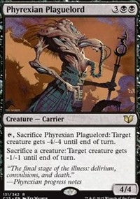 Phyrexian Plaguelord [Commander 2015] | Eastridge Sports Cards & Games