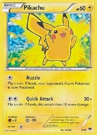 Pikachu [McDonald's Promos 2014] | Eastridge Sports Cards & Games