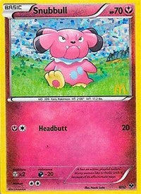 Snubbull [McDonald's Promos 2014] | Eastridge Sports Cards & Games