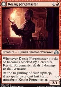 Kessig Forgemaster [Shadows over Innistrad] | Eastridge Sports Cards & Games