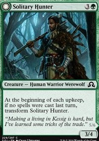 Solitary Hunter [Shadows over Innistrad] | Eastridge Sports Cards & Games