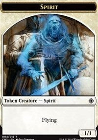 Spirit Token [Conspiracy: Take the Crown Tokens] | Eastridge Sports Cards & Games
