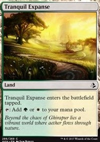 Tranquil Expanse [Amonkhet] | Eastridge Sports Cards & Games