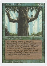 Ironroot Treefolk [Revised Edition] | Eastridge Sports Cards & Games