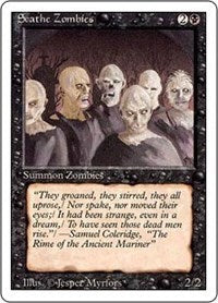 Scathe Zombies [Revised Edition] | Eastridge Sports Cards & Games