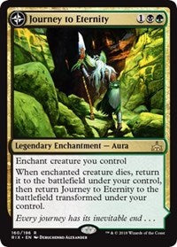 Journey to Eternity [Rivals of Ixalan] | Eastridge Sports Cards & Games